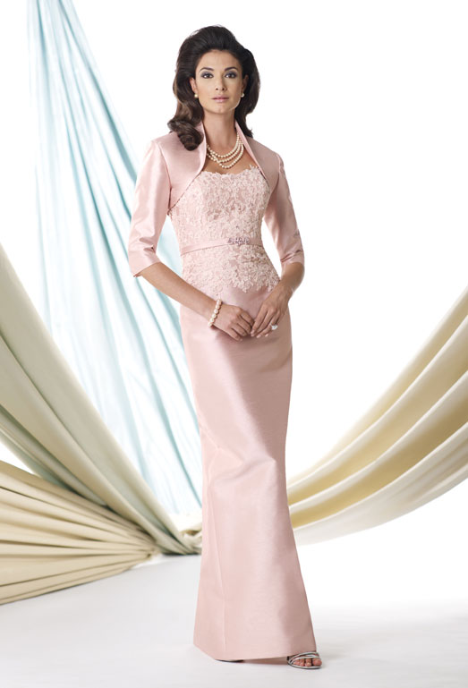 Mother of the Bride Formal Gown