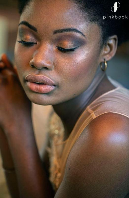natural makeup ideas for african women
