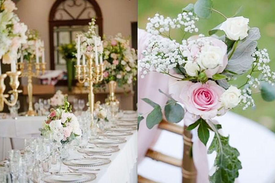 New Vintage Events - Flowers Cape Town