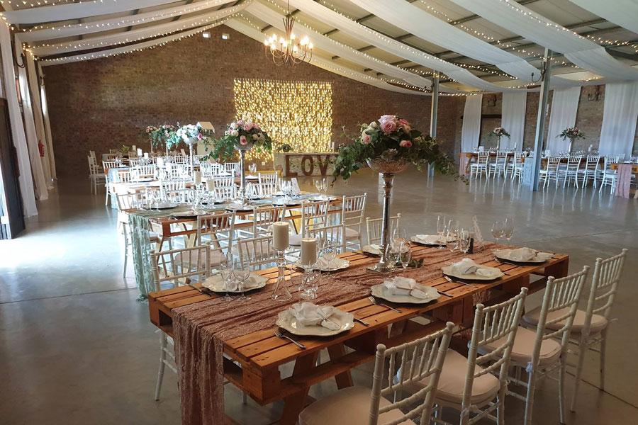 Oppie Plaas Venue - Wedding Venues George
