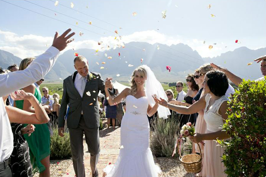Opstal Wine Estate and Wedding Venue