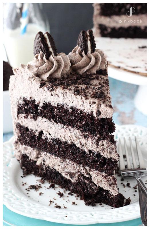 Oreo Cake Flavour