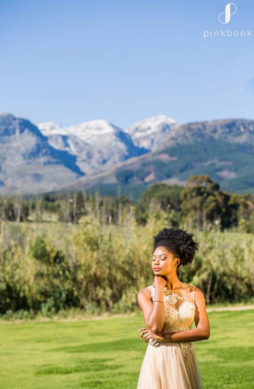 outdoor bridal photos ideas