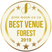 best forest wedding venue award