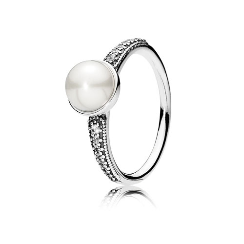 Pearl Ring by Pandora