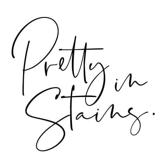 Pretty in Stains
