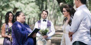 Rev. Raene Packery, The Marriage Celebrant