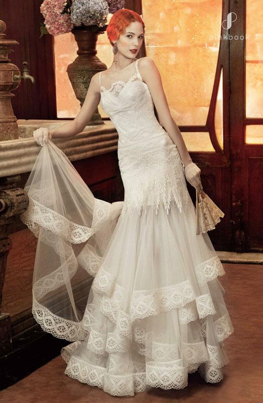 Revival Vintage Monaco Gown