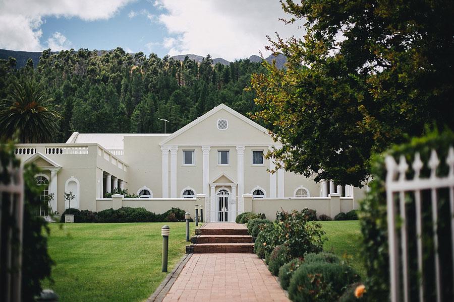Wine Farm Wedding Venue | Rhebokskloof Wine Estate