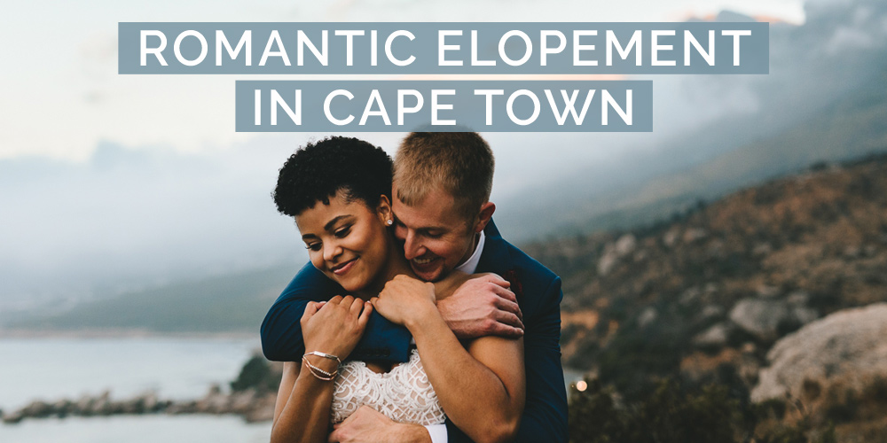 Romantic Elopement in Cape Town by Charlie Ray Photography