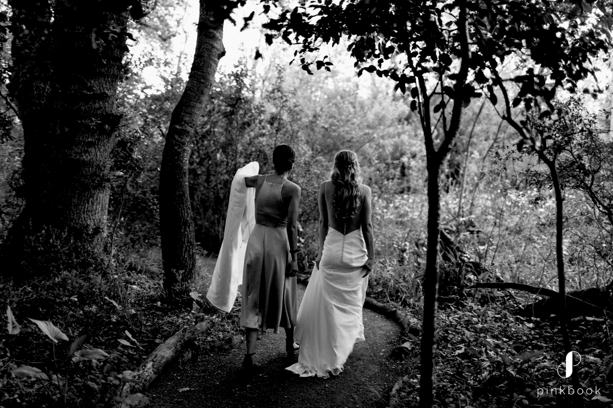 intimate wedding in overberg