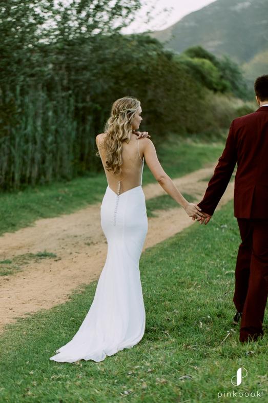 real brides cindy bam wedding dress