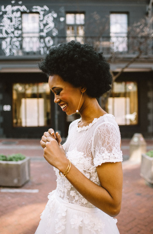 south african bride cape town