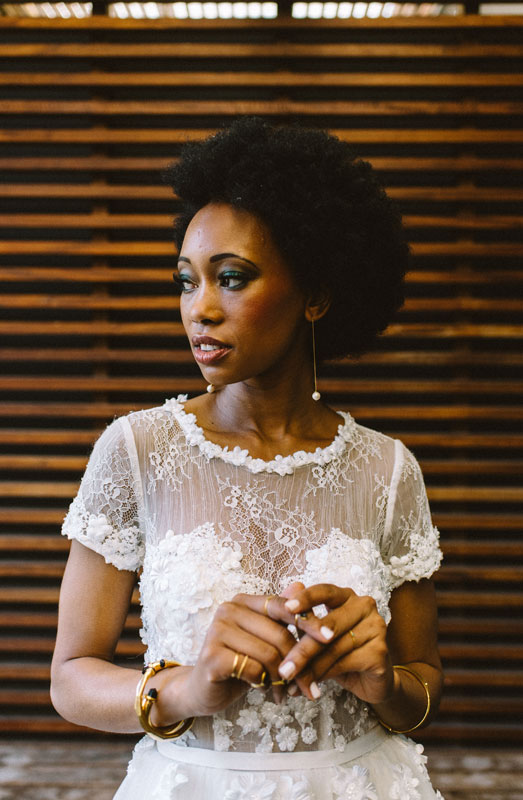 south african weddings bride