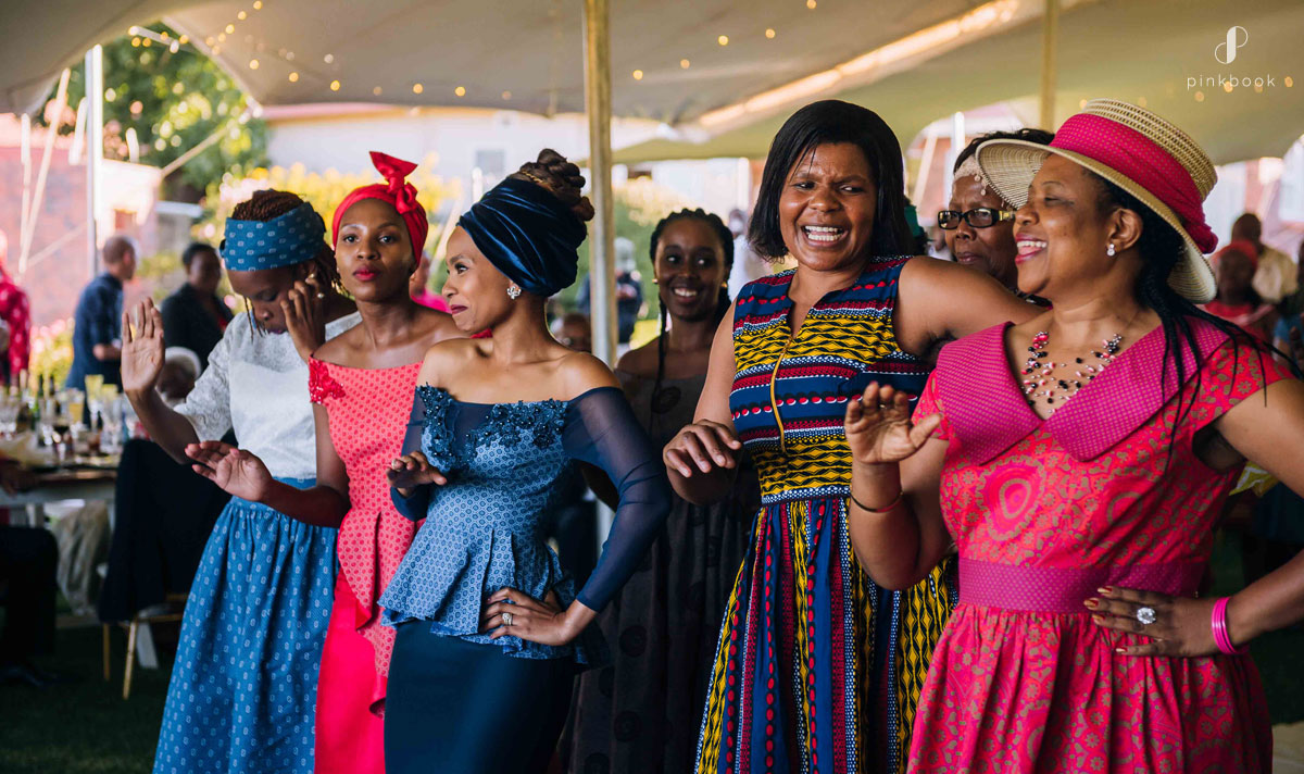 south african weddings family