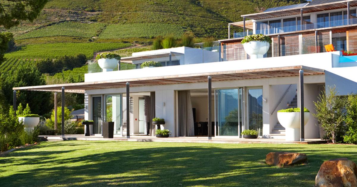 stellenbosch romantic accommodation