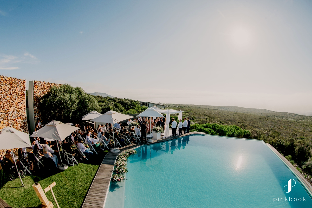 Strawberry Events Weddings at Grootbos