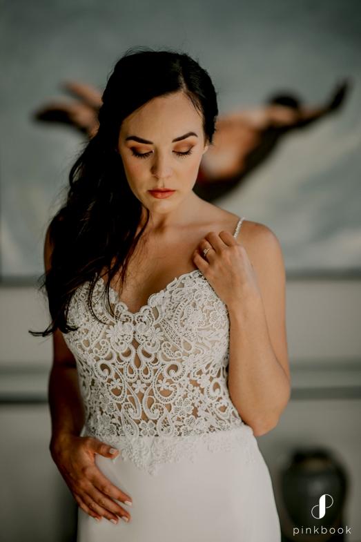 Wedding Photos Bride Portrait
