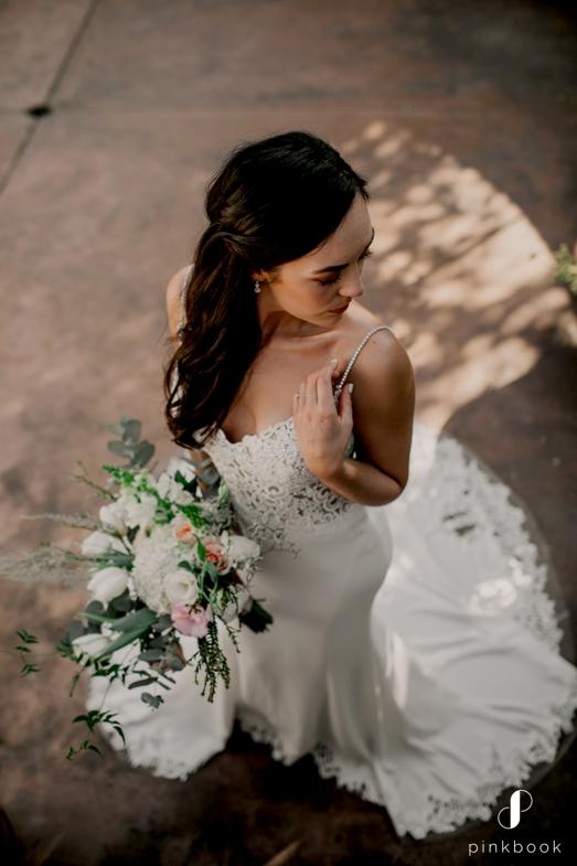 real bride photos