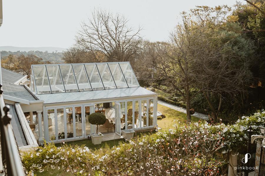 Burkleigh House - Wedding Venues Johannesburg