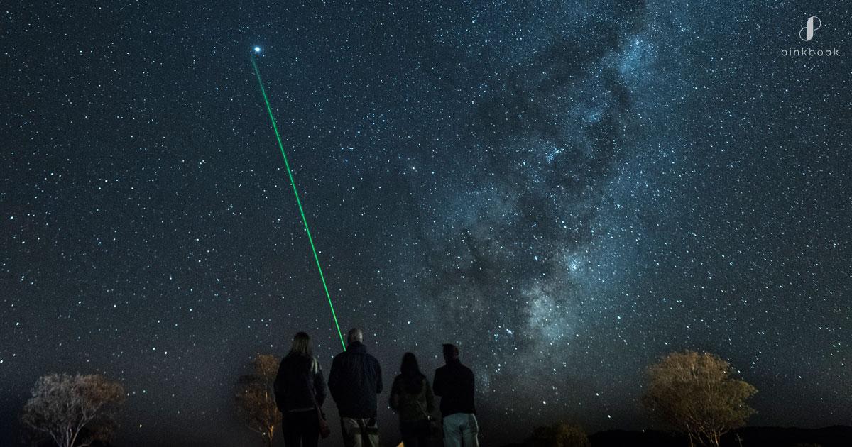 Stargazing in Matjiesfontein