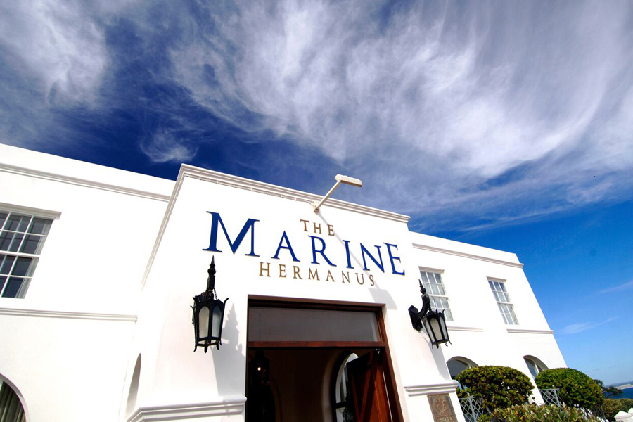 The Marine - Wedding Venues Hermanus