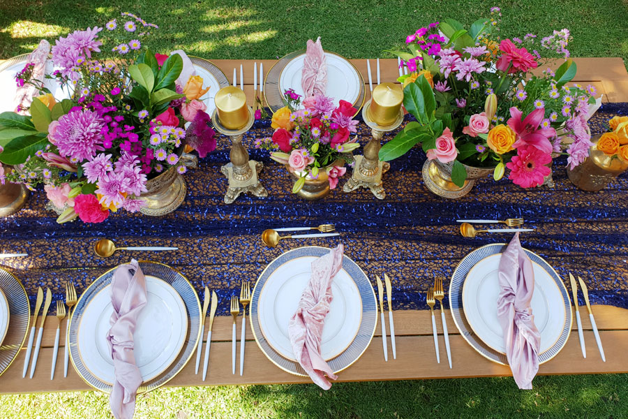 The Pink Label - Decor & Hiring Gauteng