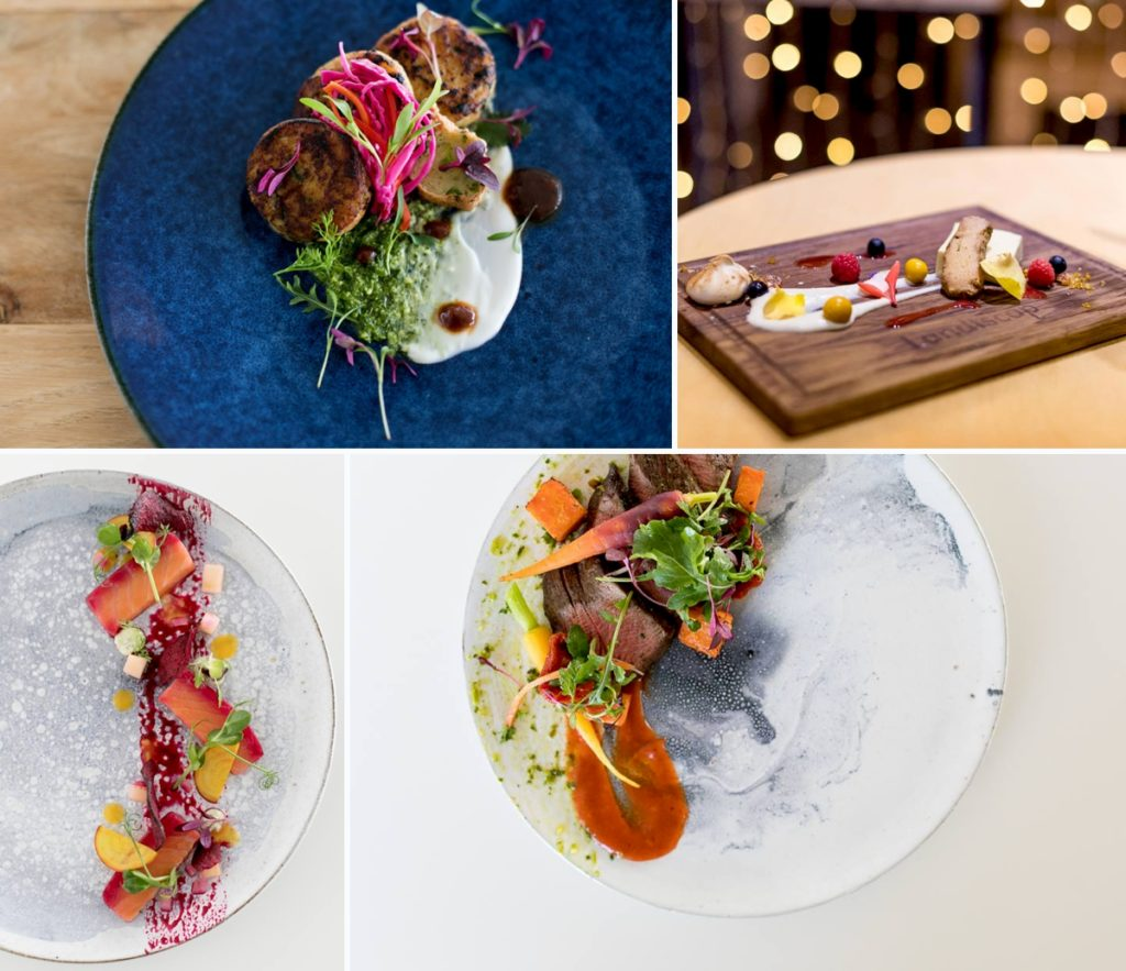 two chefs catering cape town