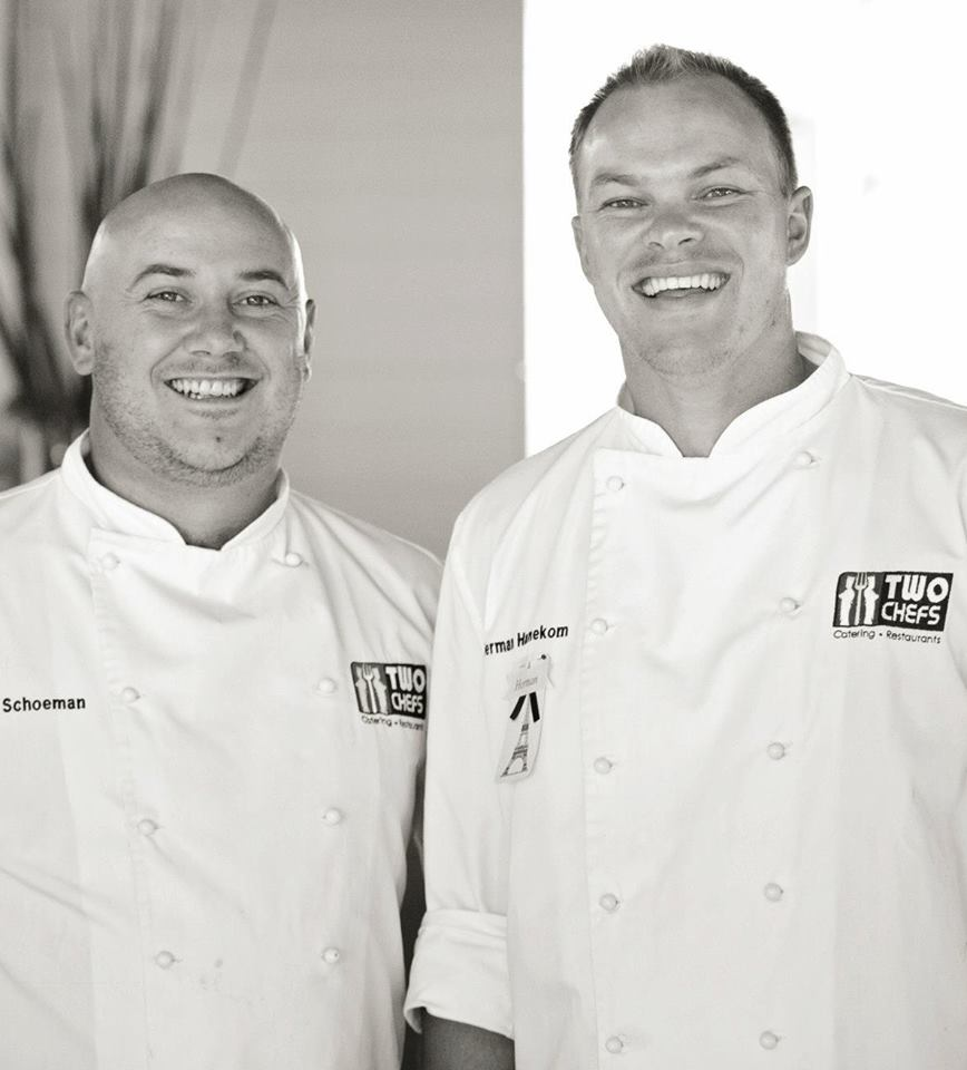 Two Chefs Catering - Catering & Drinks Cape Town