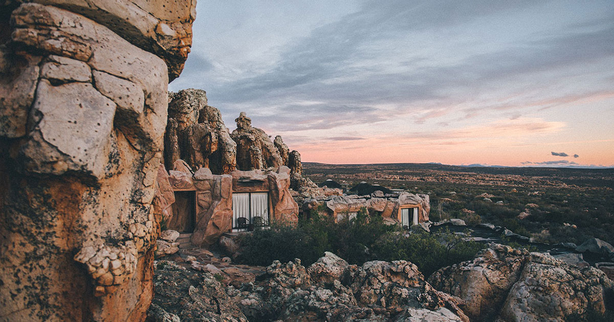 unique honeymoon accommodation in- south africa