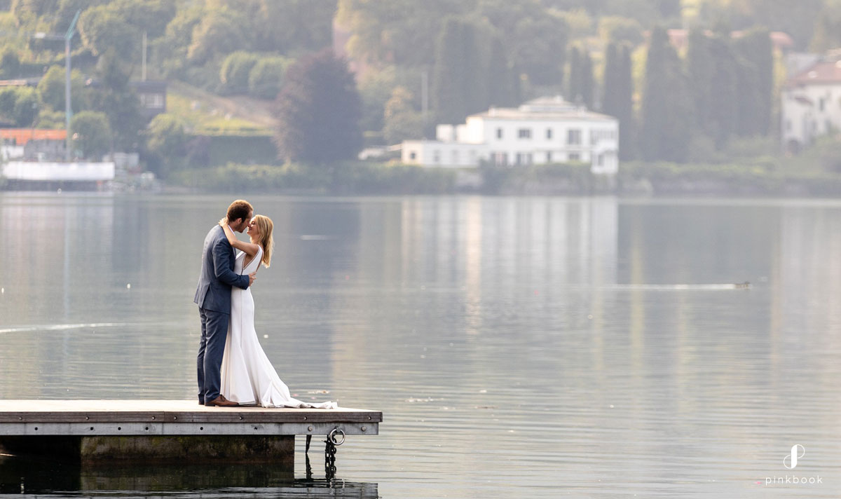 wedding at lake como italy