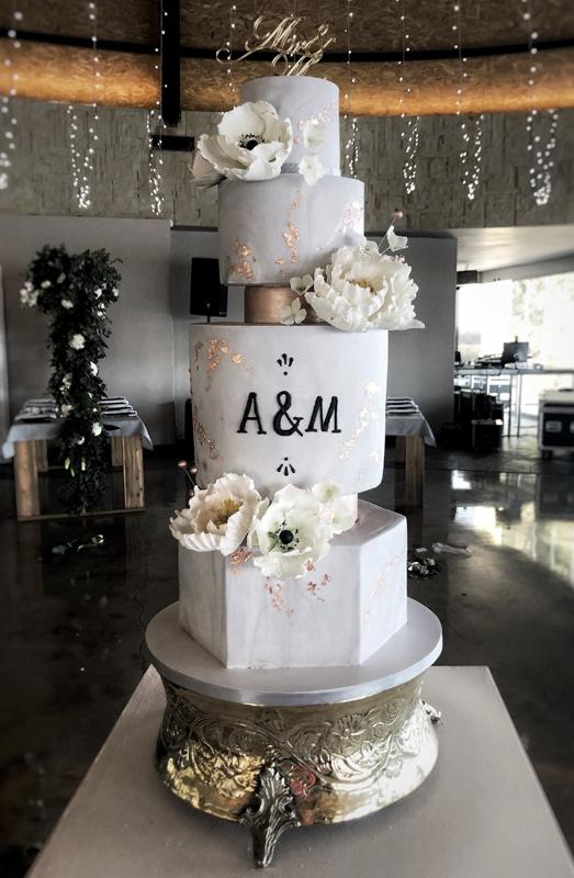 wedding cake bakers johannesburg