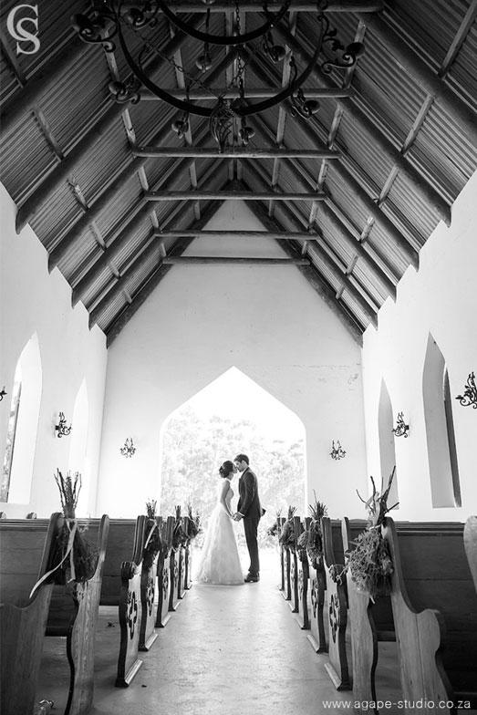 Church Wedding South Africa