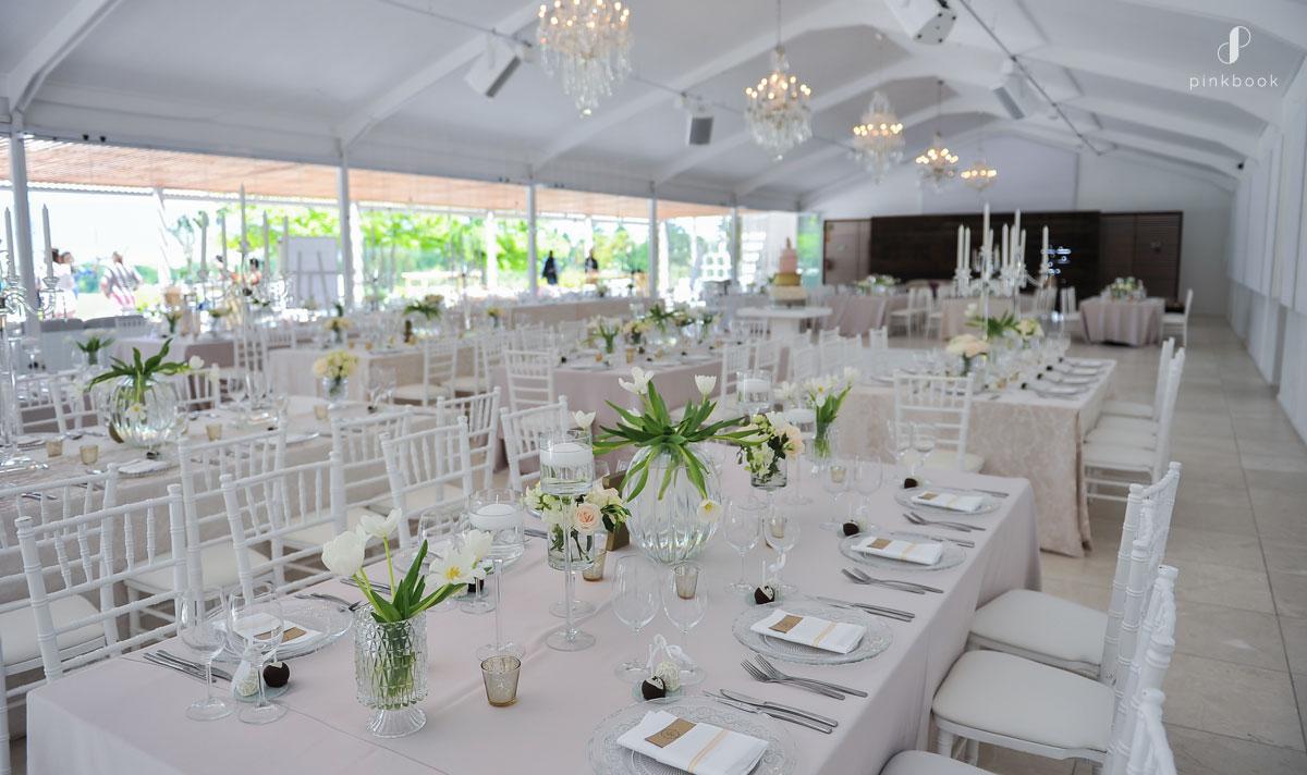 wedding decor hiring cape town