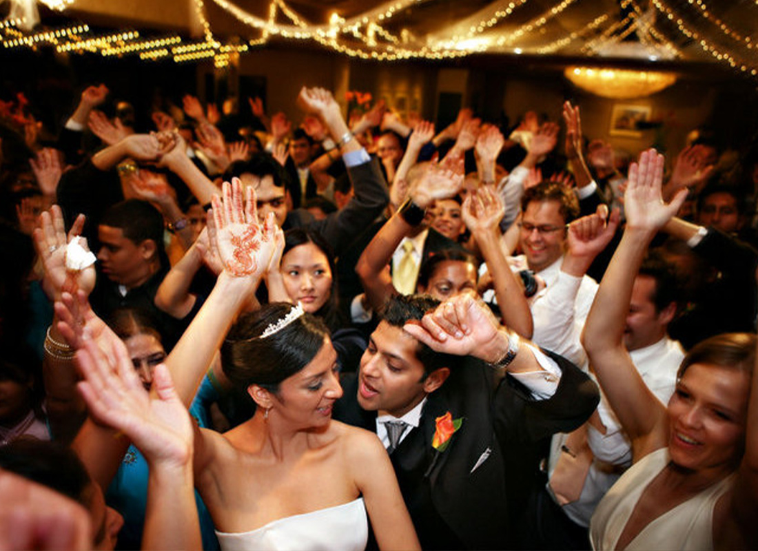 The Wedding DJs - DJ & Live Bands Cape Town