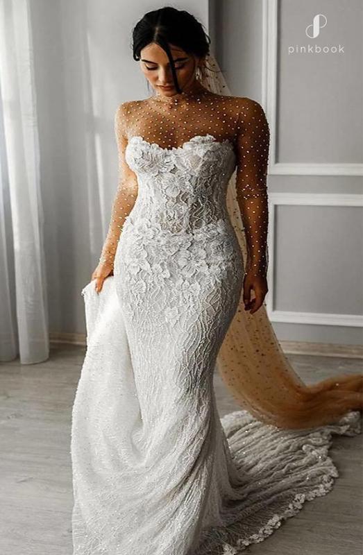 Wedding Dresses Trends For 2020 Janita Toerien Pink Book
