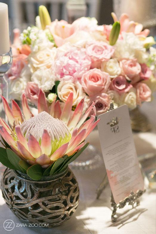 SA Wedding Flowers Protea