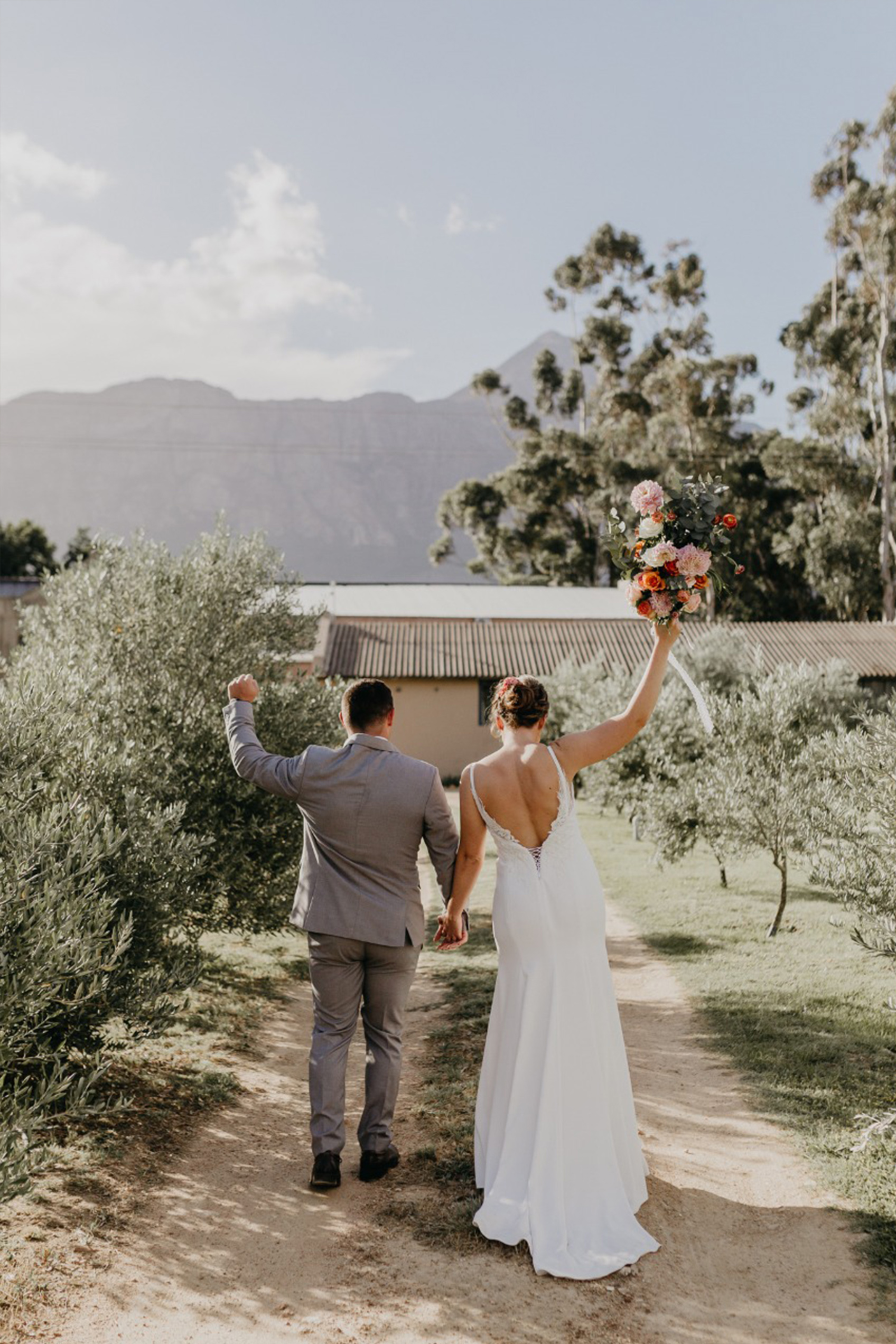 Meliza Meyer Bridal & Evening Wear - Wedding Dresses Cape Town