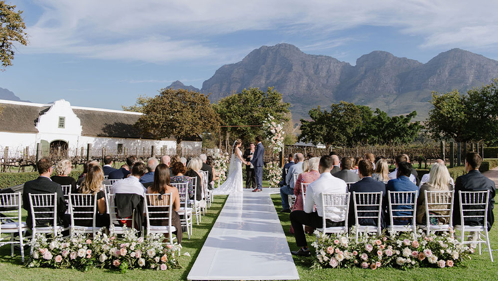 Blue Olive Events - Wedding Planners Cape Town