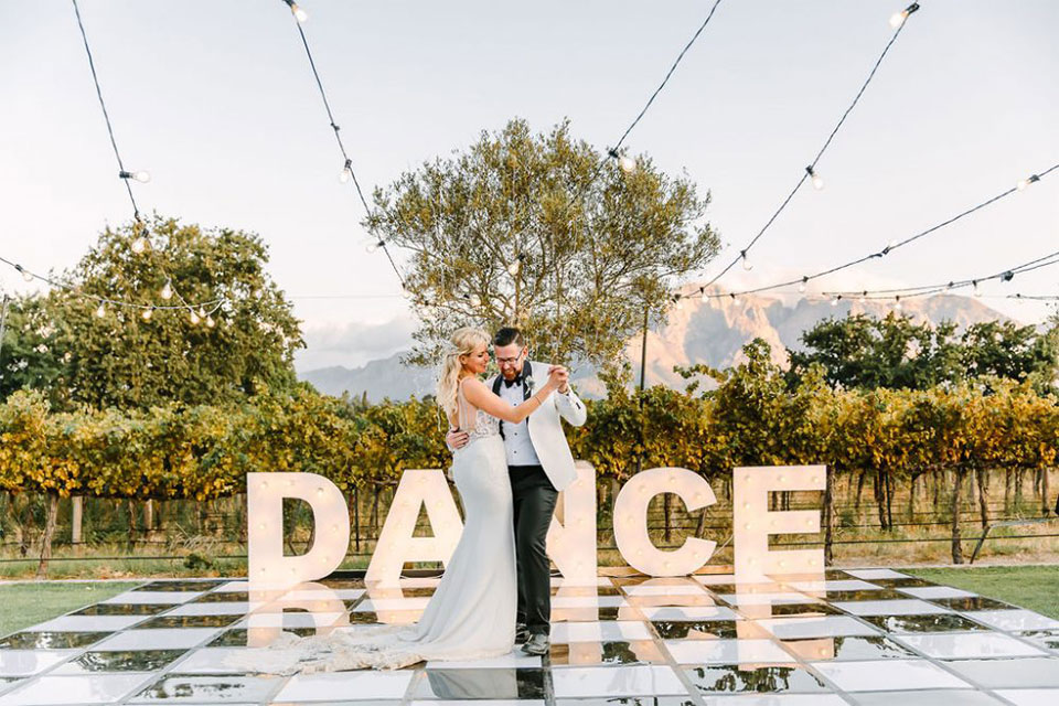 Mosaic Wedding Company - Wedding Planners Cape Town