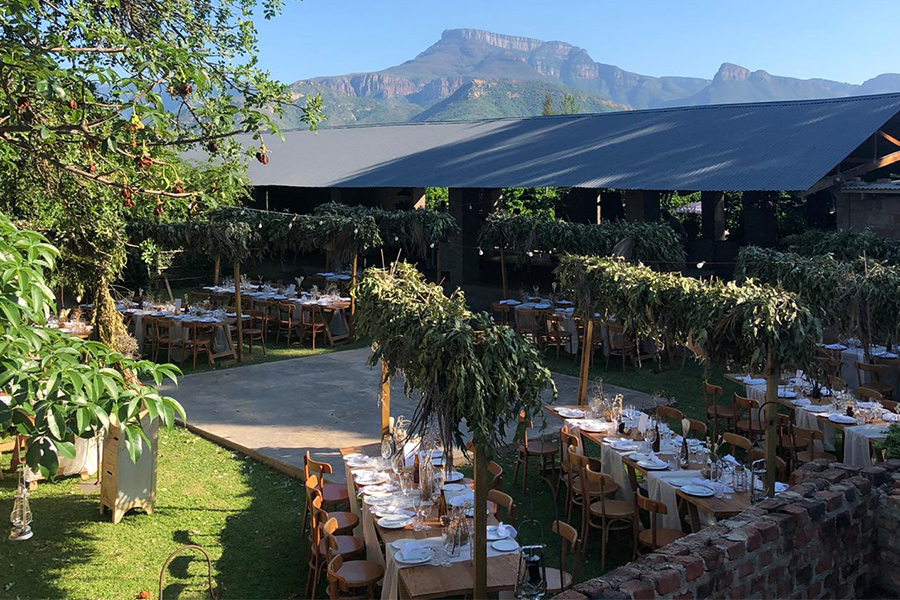 Francine's Venue & Farmhouse - Wedding Venues Limpopo