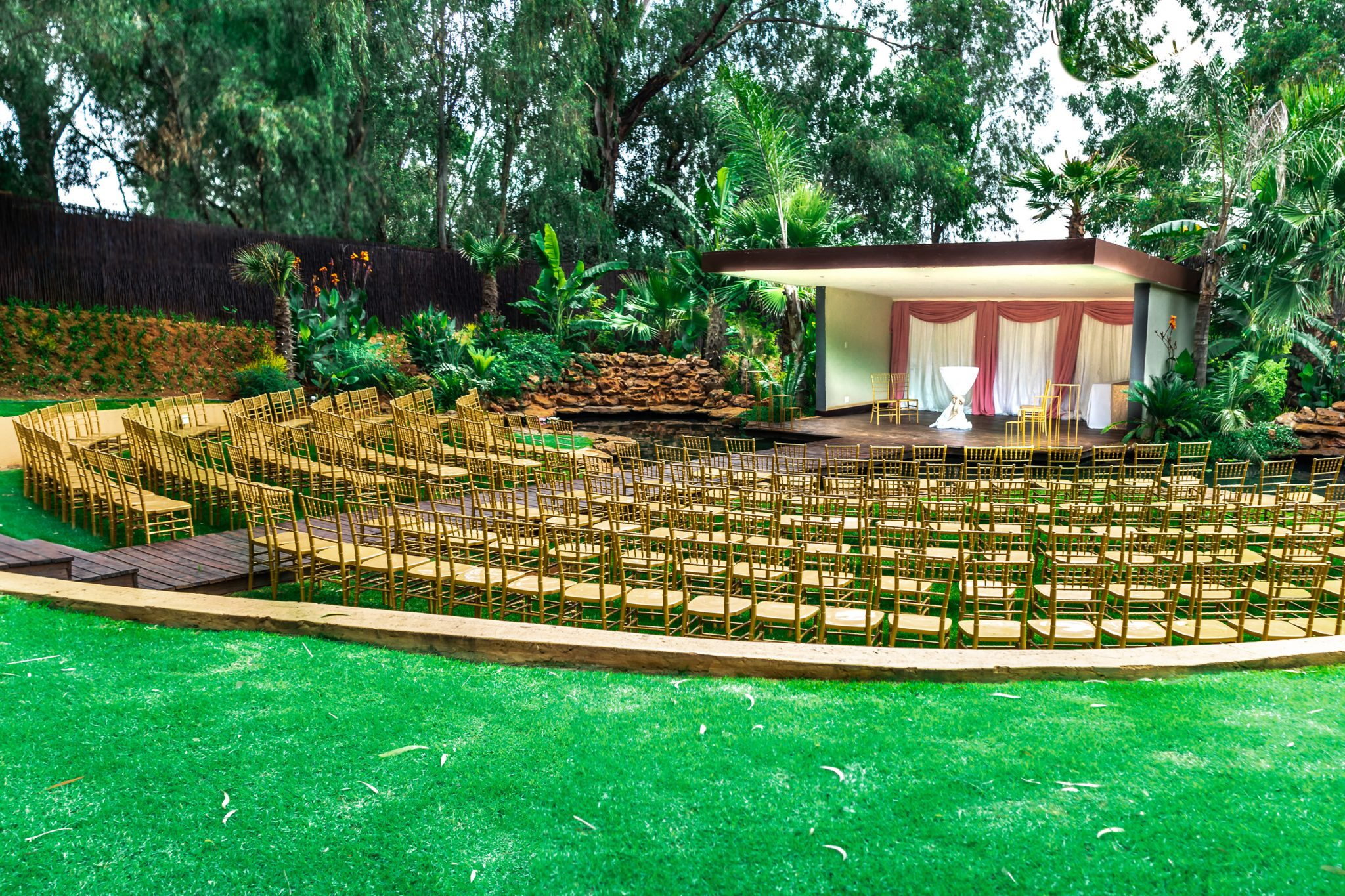 The Garden Venue Boutique Hotel - Wedding Venues Randburg