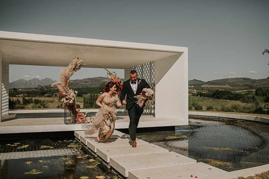 Hazendal Wine Estate - Wedding Venues Stellenbosch