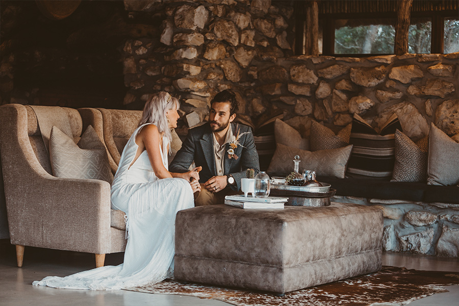 Mosaic Lagoon Lodge - Wedding Venues Hermanus