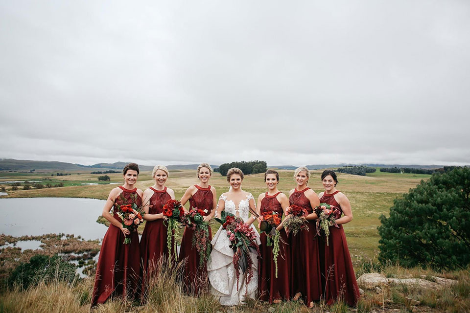 Penwarn Farm Lodge - Wedding Venues Drakensberg