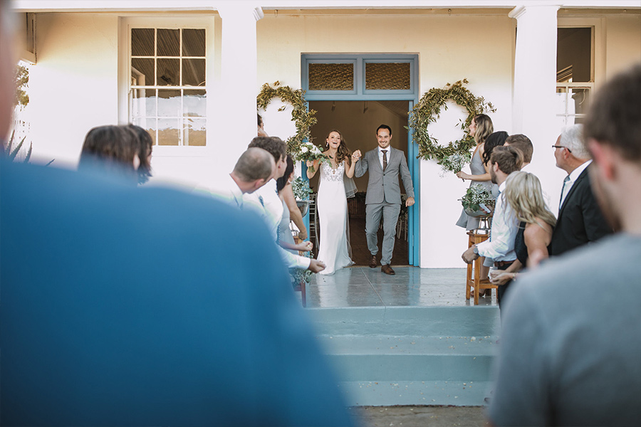 Swartberg Country Manor - Wedding Venues Karoo