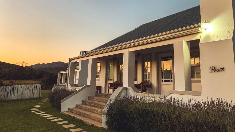 Swartberg Country Manor - Wedding Venues Karoo