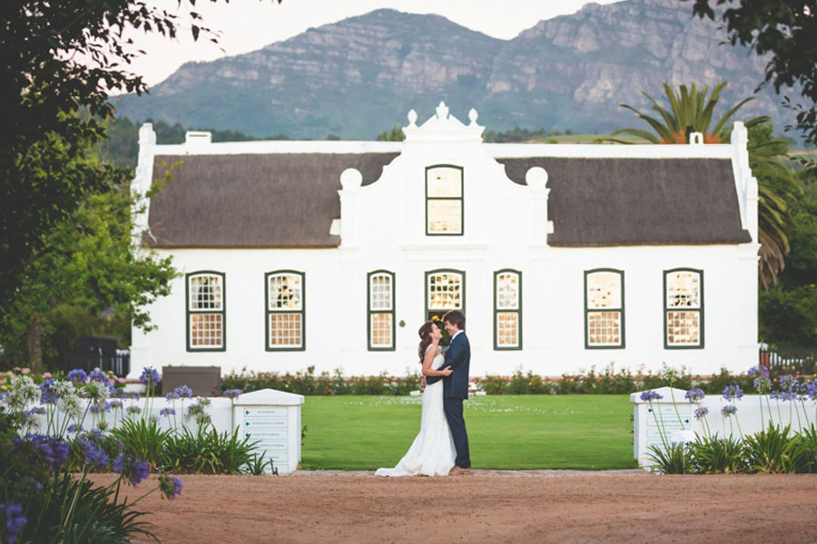 Weltevreden Estate - Wedding Venues Stellenbosch