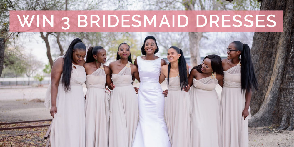 Win Infinity Dresses For Your Bridesmaids Wedding Competitions