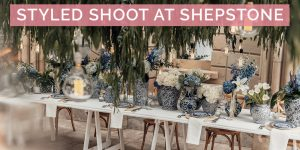 A true fairytale styled shoot at Shepstone Garden